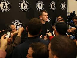 Broolyn Nets owner Maikhail Prohorov has come to New York to win and he talks a lot of trash as well.