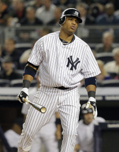 Robinson Cano was the BIGGEST culprit in the Bronx Bombers 2012 rendition of the disappearing act.
