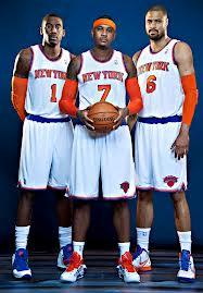 Amare, Tyson, and Carmelo