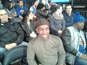 Donal Turner is a longtime Knicks season ticket holder through the good and the bad and is very concerned about the state of his team.