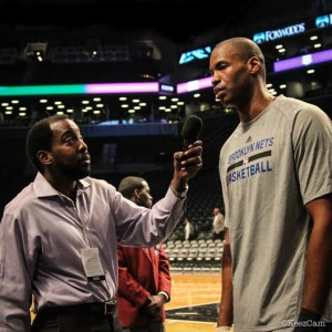 When the Nets signed Jason Collins they signed him to a 10 day contract the way they have done Gutierrez.  Gutierrez is hoping to get signed for the remainder of the season like Collins who he shares the same college coach as.