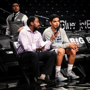 Brooklyn Nets point guard Jorge Gutierrez is just the 4th Mexican born player to make it to the NBA.