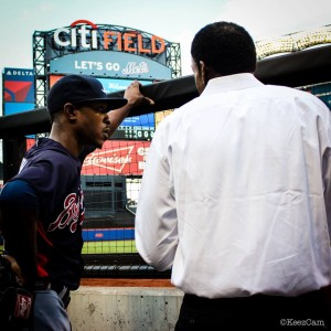 In 2002 B.J. Upton was the #2 overall pick in the Major League Baseball draft.    Brother Justin was the #1 overall pick of the 2005 draft.  Today they share an outfield together in Atlanta.