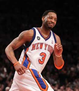 There was once a time when Tracy McGrady was a New York Knick.