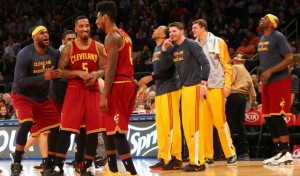 J.R. Smith and Iman Shumpert could not be happier playing with Lebron James and the Cleveland Cavaliers who are 16-6 since they have come aboard.