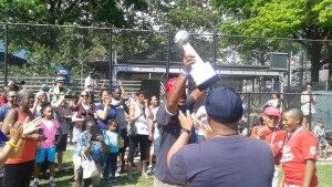 Harlem Little League All-Star Game Photo 2