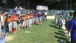 Harlem Little Leaguers