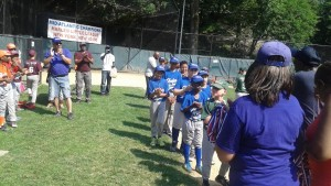 Harlem Little League All-Star Game on June 14th.