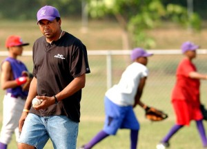 Morris McWilliams was the manager of the Harlem Little League tournament team that made it all the way to the Little League World Series in 2002.
