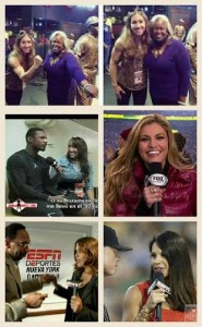 Women Covering The World Series Collage 2